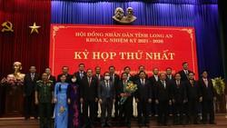 Long An bầu nhiều chức danh lãnh đạo chủ chốt