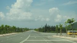 Hệ thống hạ tầng ở Khu kinh tế Hòn La, Quảng Trạch, Quảng Bình