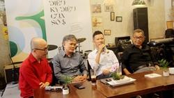 Nhạc sĩ Bảo Chấn - Quốc Bảo - Văn Tuấn Anh ra mắt album chung