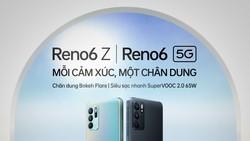 OPPO Reno6 Z 5G dẫn đầu phân khúc trong hai tháng 8 và 9-2021