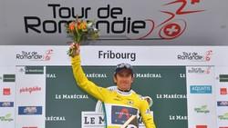 Geraint Thomas giành áo vàng chung cuộc Tour of Romandie