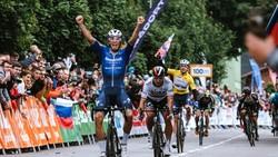 Jannik Steimle rút thắng Peter Sagan