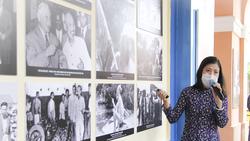 Triển lãm ''Hình ảnh và hình tượng Chủ tịch Hồ Chí Minh trong các tác phẩm điện ảnh''