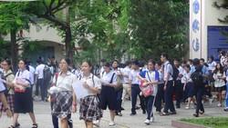 TPHCM: Gần 1.000 chỉ tiêu tuyển sinh vào lớp 10 tích hợp năm học 2021-2022