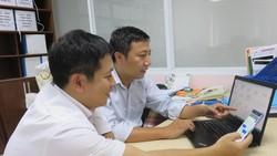Chuyển đổi số giúp nhân viên ngành nước dễ dàng liên kết dữ liệu tại hiện tường, từ đó xử lý kịp thời các sự cố về nước