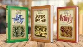 Bộ ba tiểu thuyết lịch sử của nhà văn Nguyễn Xuân Khánh: Hồ Quý Ly, Mẫu thượng ngàn và Đội gạo lên chùa