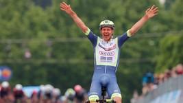 Chiến thắng lớn đầu tiên trong sự nghiệp Van der Hoorn