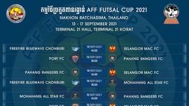 Futsal Sahako lần thứ 2 liên tiếp lỡ duyên với giải Đông Nam Á ảnh 1