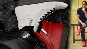 Drogba đang ăn nên làm ra với hãng giày JAD của mình. Ảnh: Ivoirbeatshow