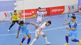 Thái Sơn Nam trở lại đường đua sau chiến thắng trước Sahako. Ảnh: Anh Trần