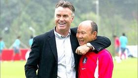 Ông Park chuẩn bị hội ngộ người quen tại Trung Quốc.