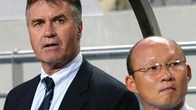 HLV Guus Hiddink sẽ gặp lại cựu trợ lý của mình là Park Hang-seo vào ngày 8-9 tới.