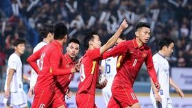 ĐT Việt Nam liệu sẽ có thay đổi ở lối chơi trong trận gặp Malaysia? Ảnh: Minh Hoàng