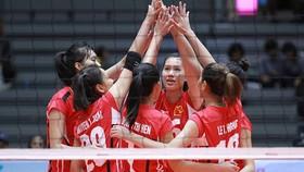 Bóng chuyền nữ Việt Nam sẽ thi đấu Theo thể thức vòng tròn tính điểm tại SEA Games 30.