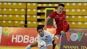 Đội Việt Nam giành chiến thắng thuyết phục trước Myanmar để lấy vé tham dự VCK châu Á 2020. Ảnh: Anh Trần