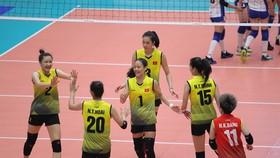 Đội tuyển bóng chuyền nữ Việt Nam sẽ ra quân vào ngày 3-12.