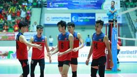 Đội tuyển bóng chuyền nam Việt Nam.