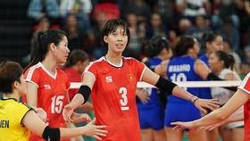 SEA Games 30: Bóng chuyền nữ Việt Nam thắng ngược chủ nhà Philippines 3-2