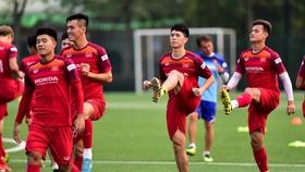 Các tuyển thủ U23 Việt Nam tự tin trước cuộc hành trình ở VCK U23 châu Á năm 2020.