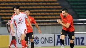 Công Phượng được đánh giá cao ở AFC Cup 2020 trong vai cầu thủ kiến tạo.