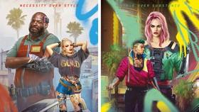 adidas và nguồn cảm hứng từ tựa game Cyberpunk 2077