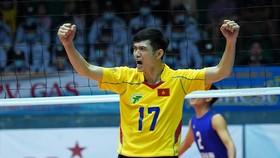 Chủ công Nguyễn Văn Hạnh trở lại đội tuyển quốc gia