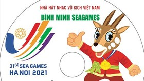 Ca khúc Bình Minh SEA Games vừa ra mắt để giúp cổ động cho sự kiện thể thao lớn nhất Đông Nam Á.
