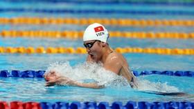 Kình ngư Nguyễn Thị Ánh Viên có cơ hội tranh vé Olympic ngay trên sân nhà. Ảnh: DŨNG PHƯƠNG