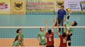 Môn bóng chuyền sẽ thi đấu tại Quảng Ninh. Ảnh: DŨNG PHƯƠNG