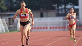 Quách Thị Lan được cho là phương án tốt nhất đại diện điền kinh Việt Nam dự Olympic.