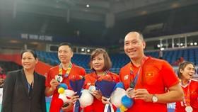 Ông Nguyễn Tuấn Kiệt từ chối trở lại dẫn dắt Đội tuyển bóng chuyền nữ quốc gia. Ảnh: DŨNG PHƯƠNG