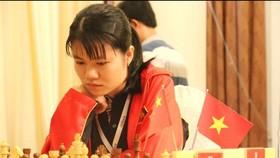 Nữ kỳ thủ Phạm Lê Thảo Nguyên sẽ không tham dự World Cup 2021.