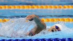 Kình ngư Nguyễn Thị Ánh Viên sẽ thi đấu các cự ly bơi tự do tại Olympic. Ảnh: DŨNG PHƯƠNG