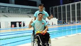 Kình ngư Võ Thanh Tùng sẽ thi đấu nội dung cuối cùng 50m tự do vào ngày 1-9.