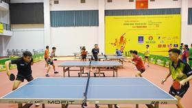 Giải bóng bàn toàn quốc năm 2021 dự kiến diễn ra tại Quảng Nam.
