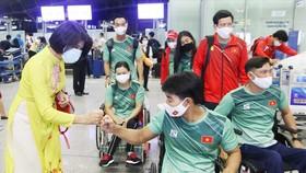 Đoàn Thể thao người khuyết tật Việt Nam đã hoàn tất cách ly, sẽ trở về các địa phương để tiếp tục tập luyện.