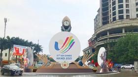 Hà Nội vẫn là nơi đăng cai chính của SEA Games 31.