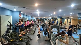 Một số địa phương cho cho các phòng tập Gym hoạt động trở lại nhưng số lượng người tham gia sẽ hạn chế.