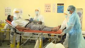 TPHCM và 8 tỉnh diễn tập ứng phó dịch Covid-19