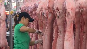 Nhập khẩu thịt heo hai tháng đầu năm tăng 150%