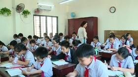 Không để bệnh bạch hầu lây lan trong trường học