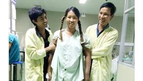 Bệnh nhân Nguyễn Thị Như hồi phục tốt sau khi bị ngưng tim 5 lần