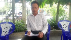 Anh Bùi Tuấn Khanh bị bạn kiện ra tòa vì chửi thề