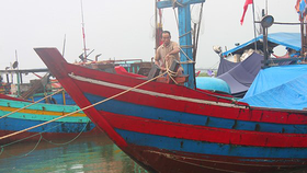 Một ngư dân tử vong, một mất tích trên vùng biển Cà Mau