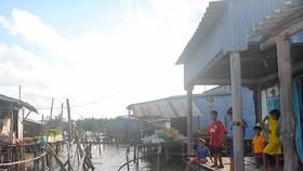 Cà Mau: Khẩn cấp xây dựng kè chống xói lở cửa biển Vàm Xoáy