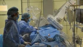 Bệnh viện Chợ Rẫy chuyển giao công nghệ điều trị động mạch vành cho Bệnh viện đa khoa tỉnh Cà Mau