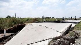 Cà Mau: Dừng đề xuất đưa nước mặn vào vùng ngọt hóa