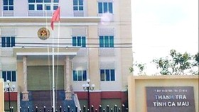 Khai trừ đảng nguyên Phó chánh Văn phòng Thanh tra tỉnh Cà Mau