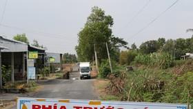 Cà Mau: xuất kinh phí 15 tỷ đồng khắc phục sụp lún, sạt lở đất