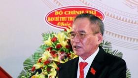 Đồng chí Lữ Văn Hùng